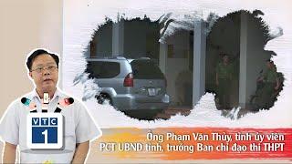 Kỷ luật Phó chủ tịch Sơn La sau vụ gian lận điểm thi