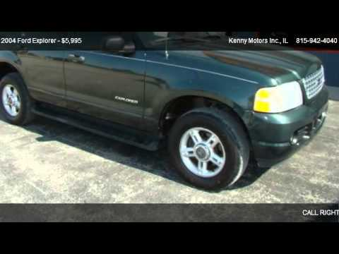 2004 Ford Explorer XLT - for sale in Morris, IL 60450