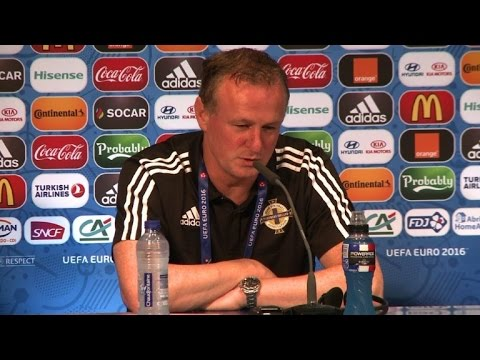 N. Ireland prepare to face world champions Germany in Euro 2016