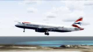 |FSX| The most smooth landing 2013 [HD]