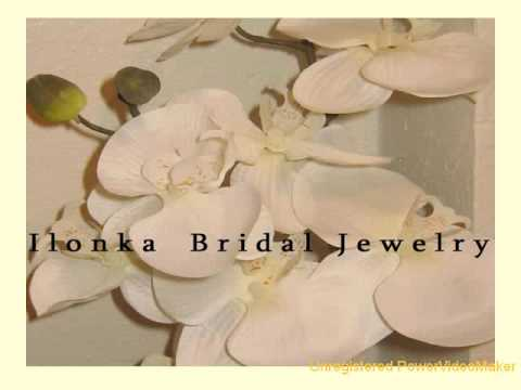 Bridal Jewelry ~ much more than the common jewellery ~ free shipping!