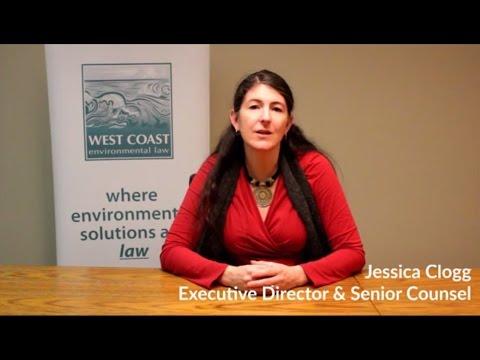 West Coast Environmental Law - Impact Report 2015-2016