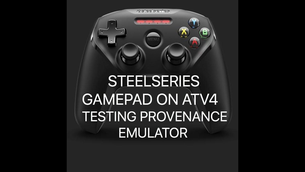 ATV4: how to play classic Nintendo and Sega games