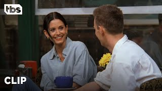 Friends: Monica Won't Be Chandler's Girlfriend (Season 3 Clip)   TBS