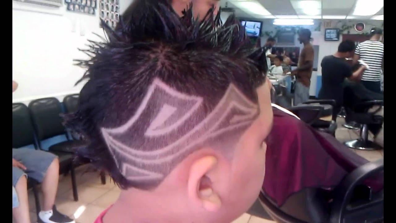 G 1 stilo lo mas duro en dise o y rapado de pelo en for Disenos de pelo
