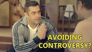 Salman Khan Trying To Avoid Controversies | Bollywood  Gossip