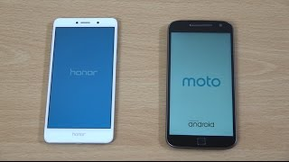 Honor 6X vs Moto G4 Plus - Which is Fastest?