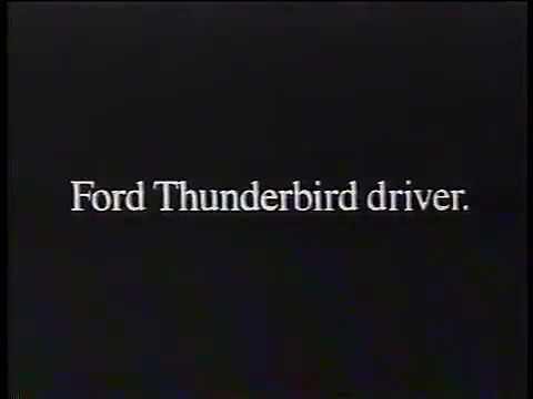 Ford commercial w/ Bob Glidden (1988)
