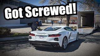 Sold My White 2020 C8 Corvette For A Loss!