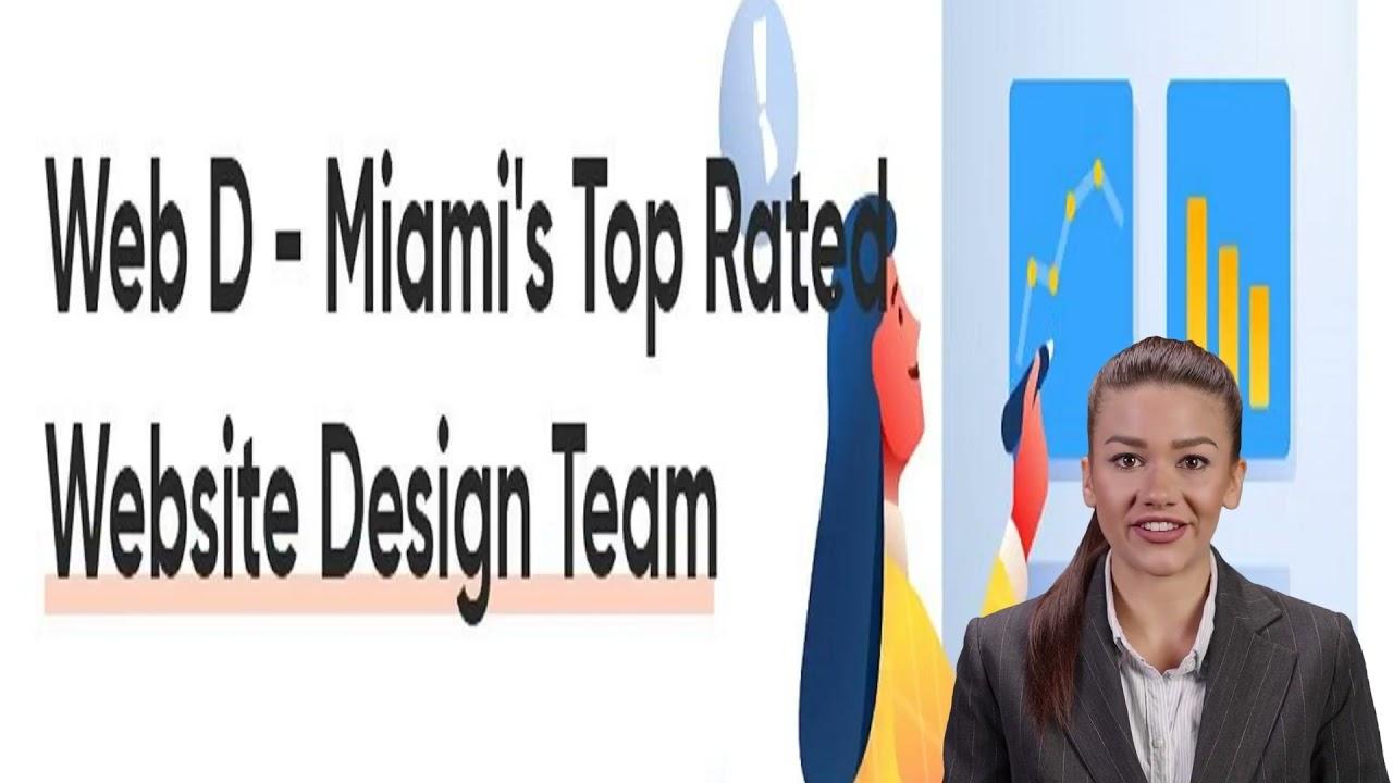 WebD   Digital Marketing Company   Miami Beach FL