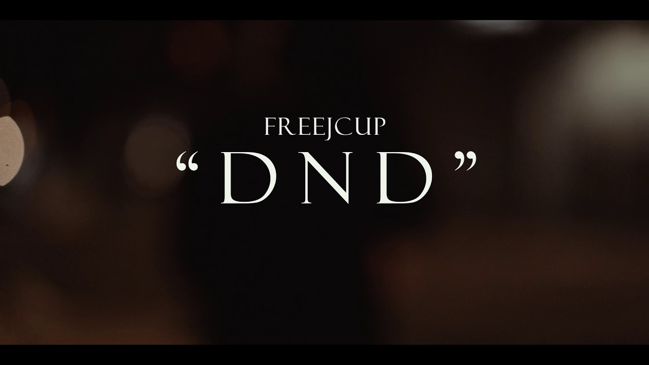 "@FREEJCUP Releases ""DND"" While fighting for his freedom."