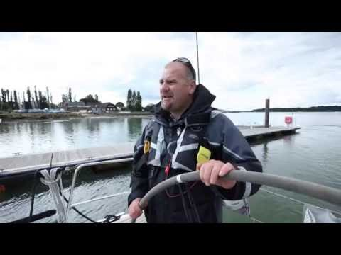 How to Cross the Chichester Bar and Transit a Lock