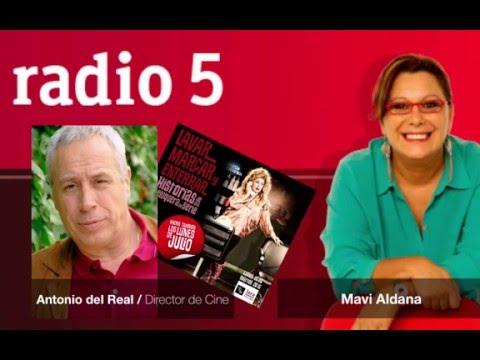 Corte del programa Kilómetros de Radio presentado por Mavi Aldana