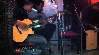 Fusion of Aawaz at cafe barista & lunch bar