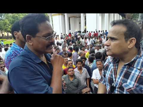 GCWT: ALL GOA TAXI OWNERS MEET AT AZAD MAIDAN, PANJIM, GOA OPPOSING RENT A CAR
