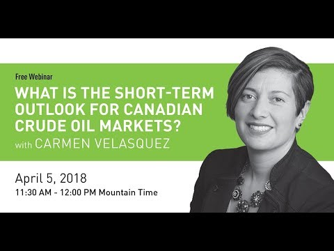 Short Term outlook for Canadian oil markets