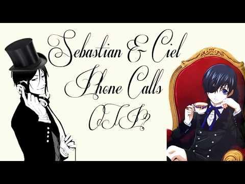 Sebastian & Ciel Call Fangirls   Ep  2 What's an OTP || CIEL STAR CDAWGVA| Re-upload