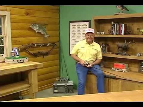 Fishing tip spinnerbaits pt 3 youtube for Bill dance fishing app