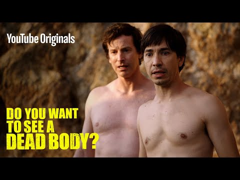 A Body and an Actor with Justin Long  Do You Want to See a Dead Body? Ep 4