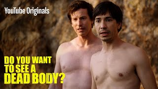 A Body and an Actor (with Justin Long) - Do You Want to See a Dead Body? (Ep 4)