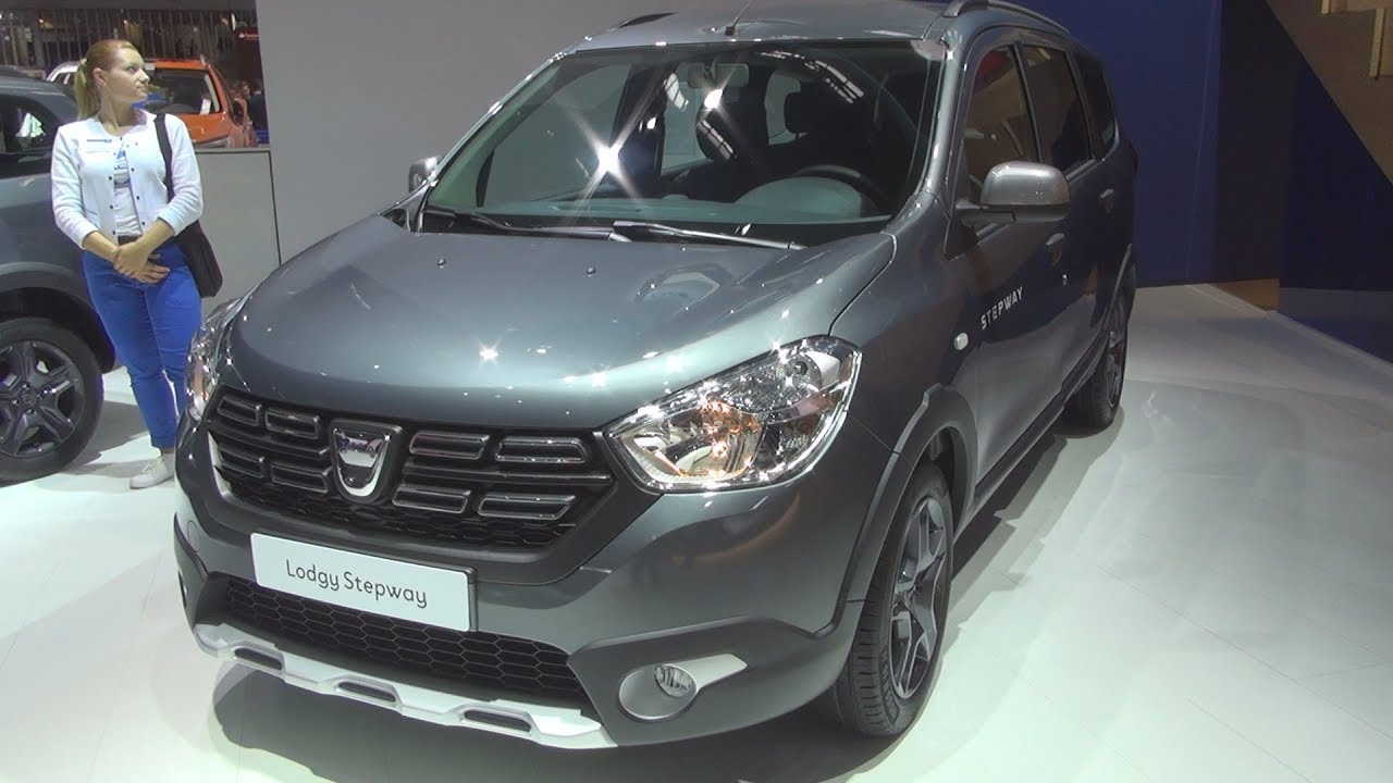 Dacia Lodgy Stepway Celebration Tce 115 85 2018 Exterior And Interior
