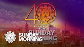 An Evening with CBS Sunday Morning - Live at Town Hall