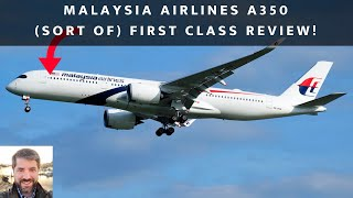 Video Malaysia Airlines A350 (Sort of) FIRST CLASS from KUL - SYD download MP3, 3GP, MP4, WEBM, AVI, FLV Oktober 2018