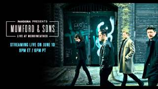 Mumford & Sons Live at Merriweather (2015)
