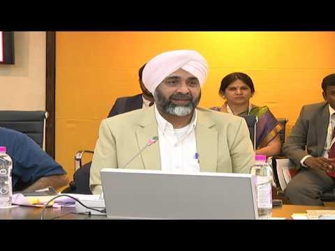 Punjab Finance Minister Manpreet Singh Badal Speech