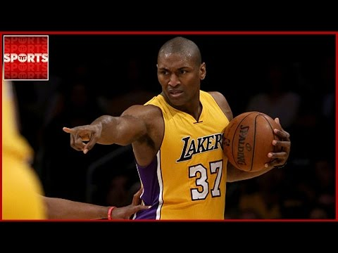 Metta World Peace Claims Ghosts Touched Him