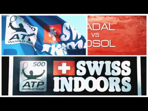 2015 Swiss Indoors Basel - Monday Highlights feat Nadal