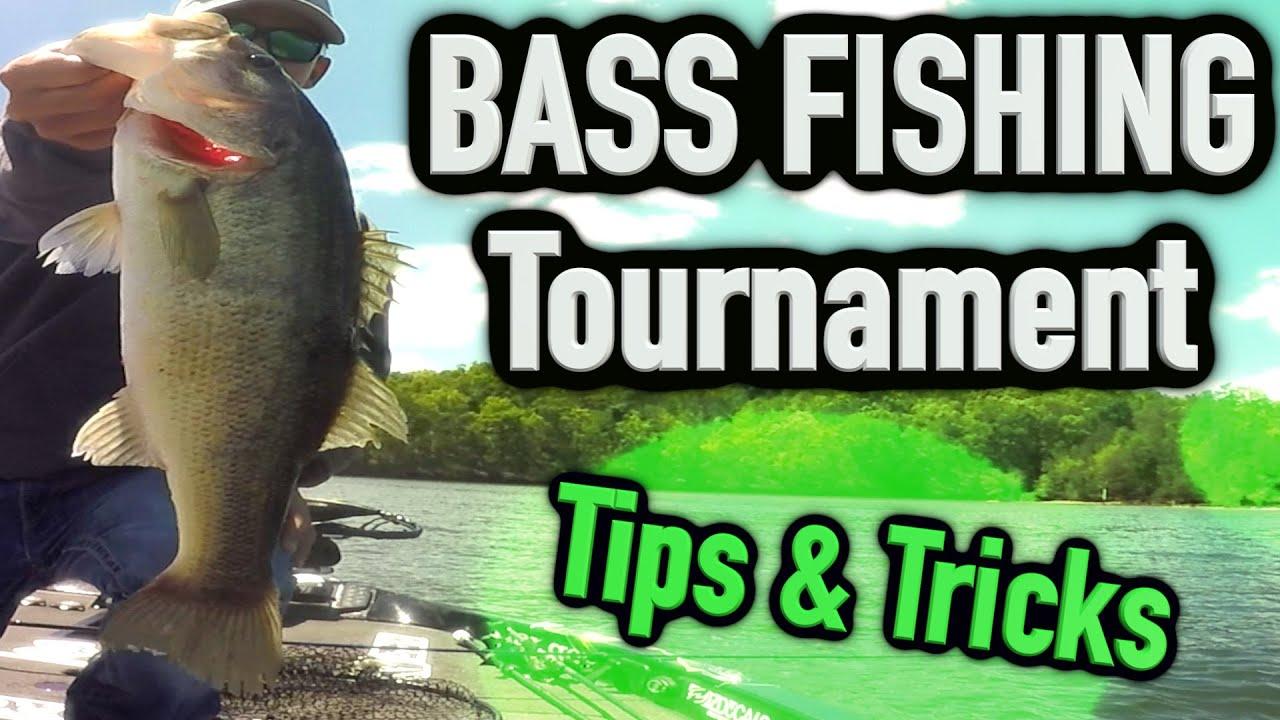 Bass fishing tournament big bass tips and tricks for Fishing tips and tricks