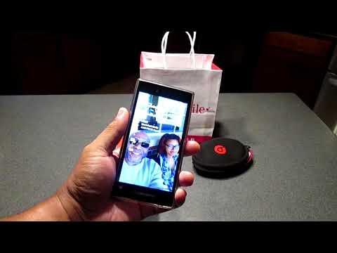 BlackBerry Leap Video clips - PhoneArena