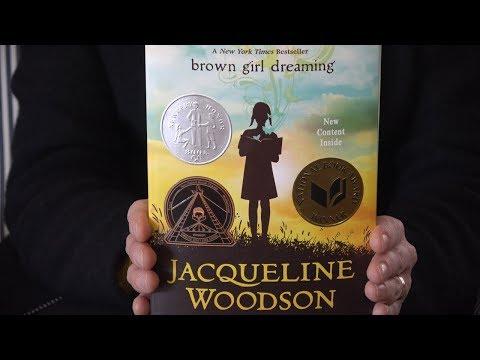 Almapristagaren Jacqueline Woodson, Brown girl dreaming