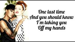 Icona Pop - Lovers To Friends (Lyrics)