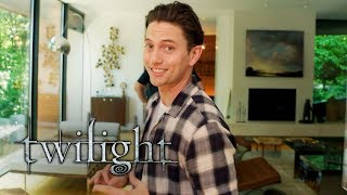 Twilight 10 Years (Blu-ray/DVD 2018 Release) Special Features with Jackson Rathbone