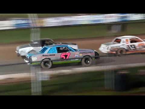 Pure Stock Feature - ABC Raceway 7/20/19