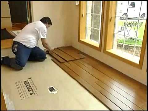 How To Install Westhollow Solid Hardwood Flooring