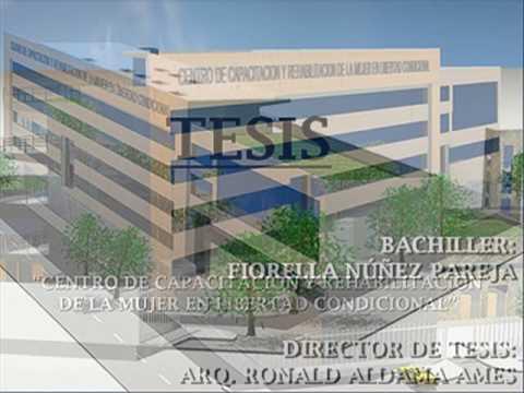 Arquitectura animacion 3d doovi for Tesis de arquitectura ejemplos
