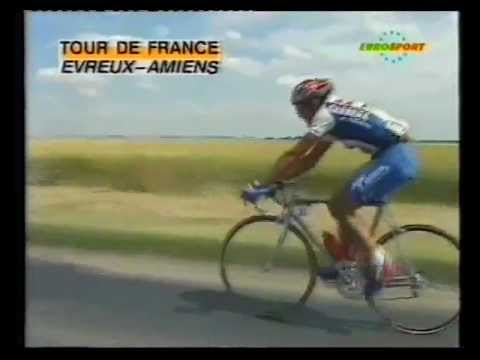 Tour De France 1993 Stage 6 Evreux-Amiens