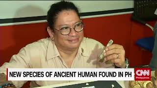 New species of ancient human found in PH