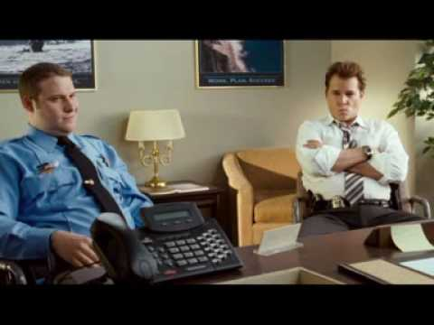 Seth Rogan In Observe And Report