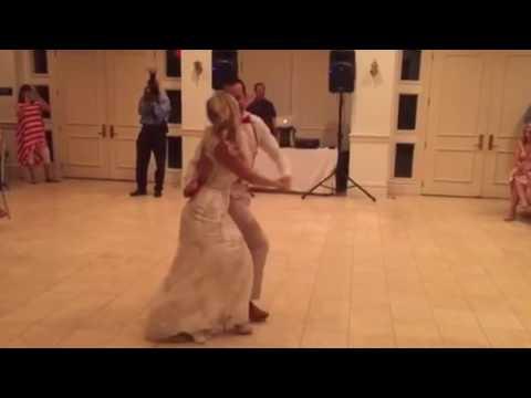 Zac Brown Band Wedding Dance