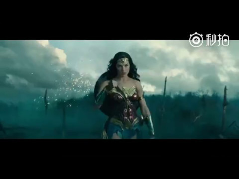 Wonder Woman - Official Chinese Trailer [SD]