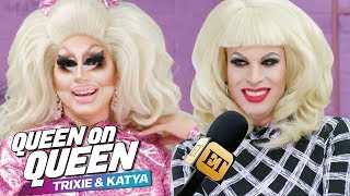Trixie Mattel Interviews Icon and Legend Katya Zamolodchikova