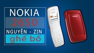 Nokia 2650 ghế bố | Điện thoại Nokia siêu độc đáo đẹp nhất Việt Nam | PinKulan