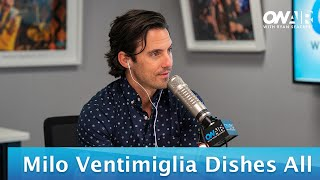 Milo Ventimiglia Dishes All — Including 'Gilmore Girls' Fan Questions! | On Air With Ryan Seacrest