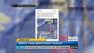Gempa Berkekuatan 5,9 SR Mengguncang Sulawesi Utara Tak Berpotensi Tsunami-IMS