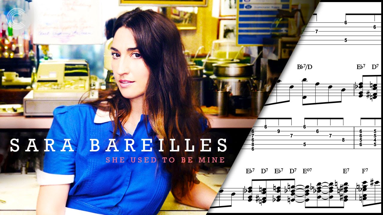 Guitar she used to be mine sara bareilles sheet music guitar she used to be mine sara bareilles sheet music chords vocals hexwebz Image collections