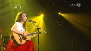 120707 Younha (윤하) - Viva La Vida (Yoo Hee Yeol